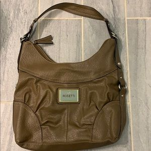 Rosetti brown shoulder bag/purse
